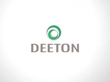 Deeton logo