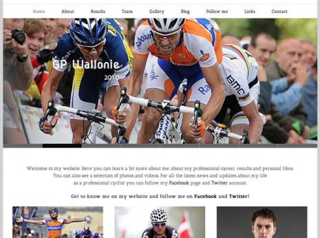 Paul Martens website